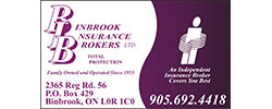 Binbrook Insurance Brokers, Hamilton