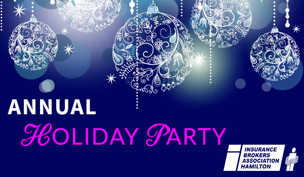 Annual IBAH Holiday Mix & Mingle