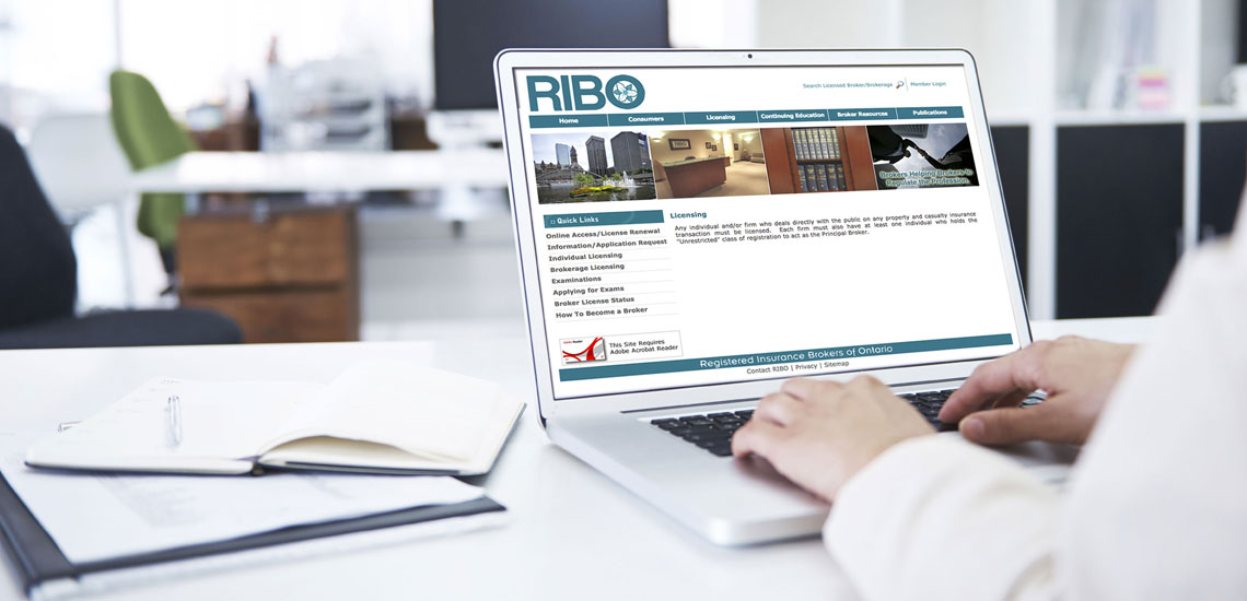 RIBO Licensing Courses, Insurance Hamilton